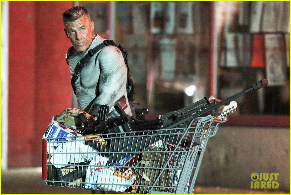 Don't Expect To Learn Much About Cable In Deadpool 2