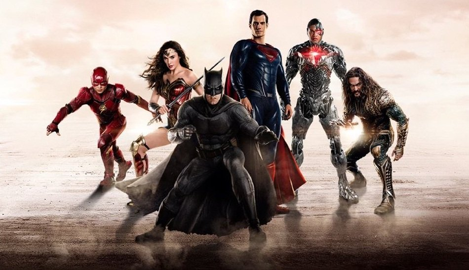 Latest Justice League Banner Adds Superman Into The Mix