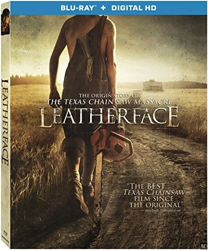 Here's When Leatherface Will Slice Its Way Onto Blu-Ray
