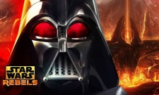Star Wars Rebels Showrunner Teases Darth Vader's Return