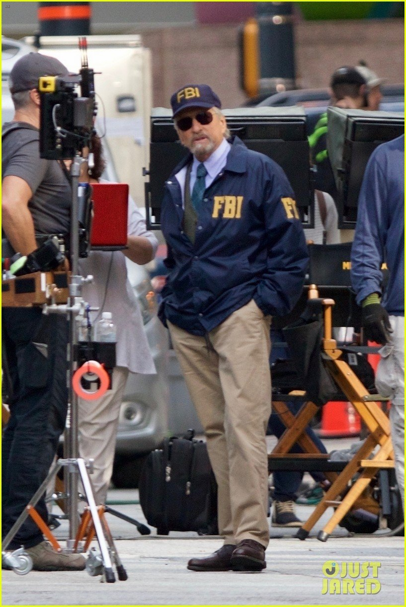 Set Photos From Ant-Man And The Wasp Signal The Return Of Hank Pym