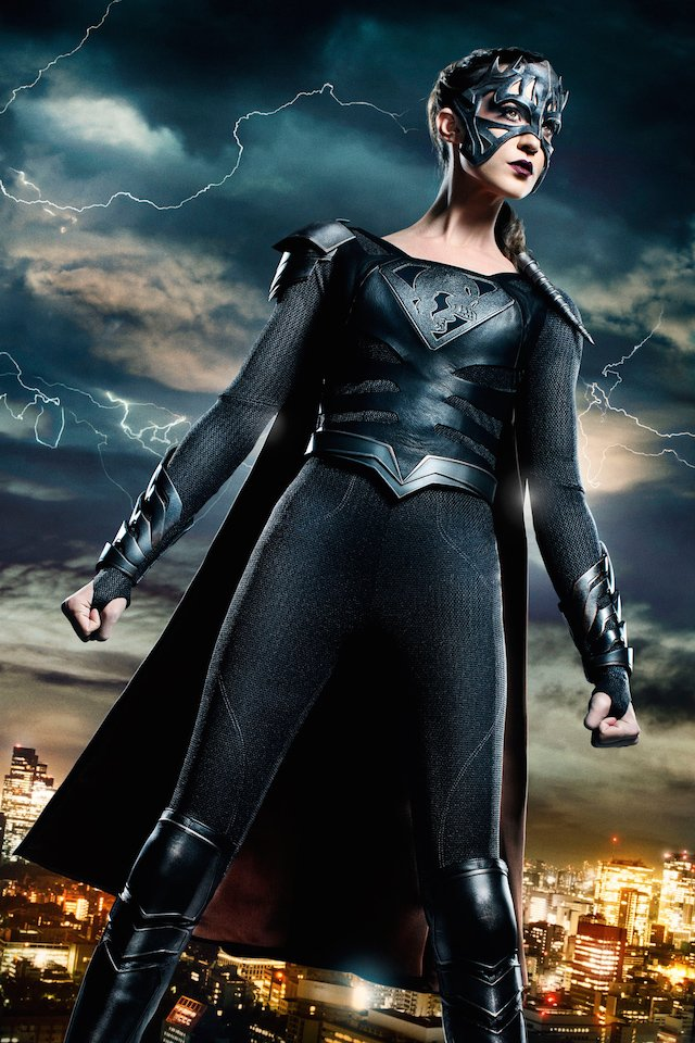 First Look At Reign's Costume On Supergirl Season 3