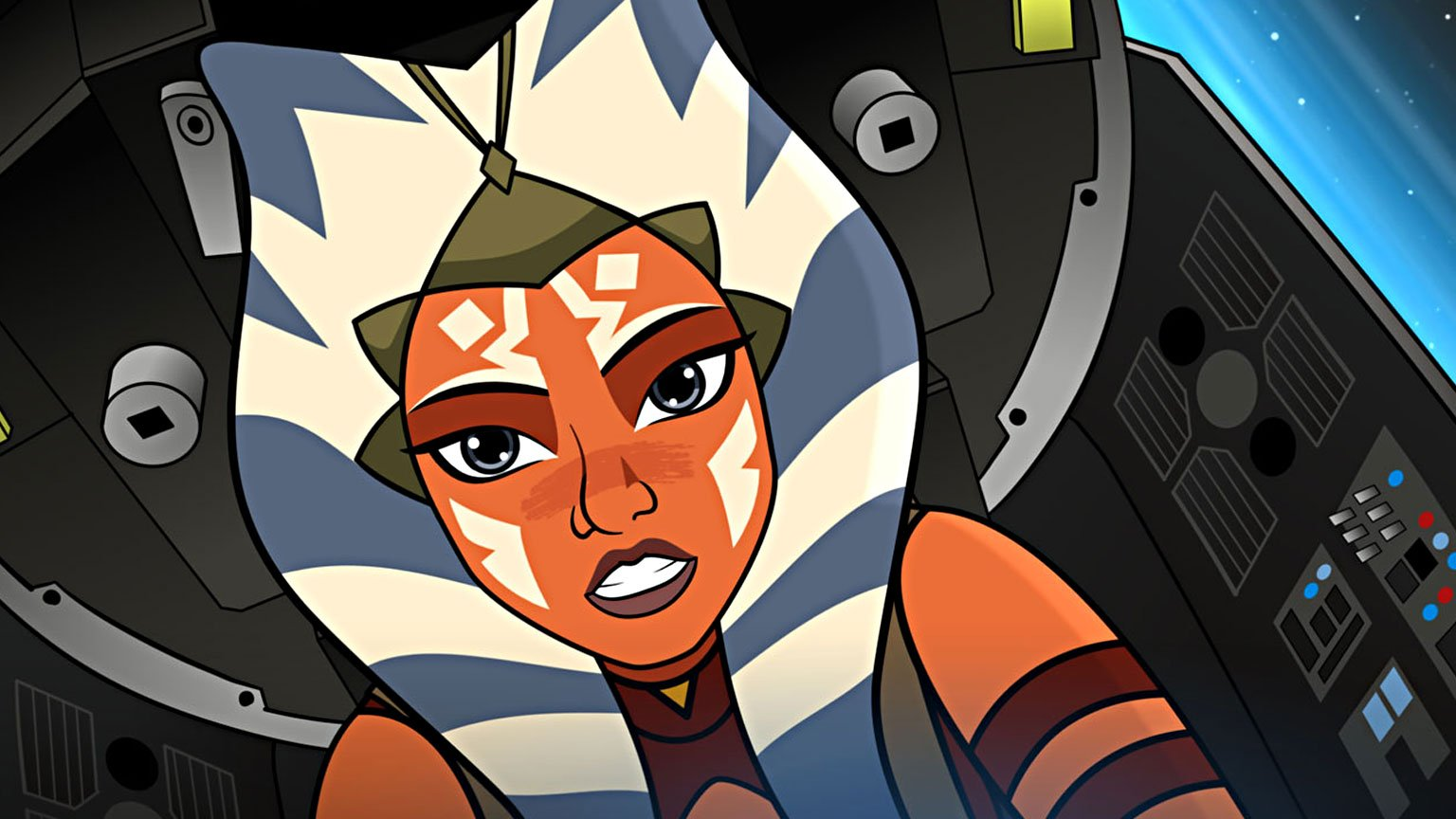 Ahsoka Trains Padme In Latest Star Wars: Forces Of Destiny Episode