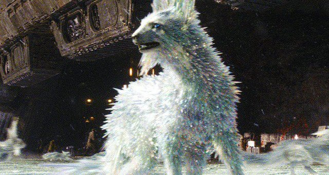 Star Wars: The Last Jedi Trailer Presents Our First Look At An Ice Fox In Motion