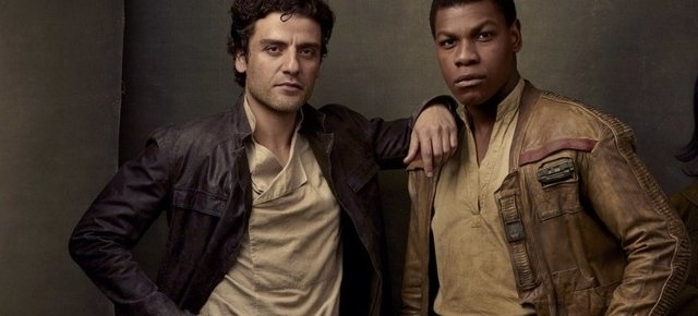 John Boyega Discusses The Idea Of Romance Between Finn And Poe In The Last Jedi