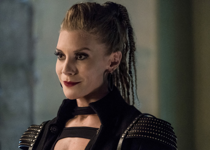 New Photos For The Flash Season 4 Give Us Our First Look At Katee Sackhoff's Villain