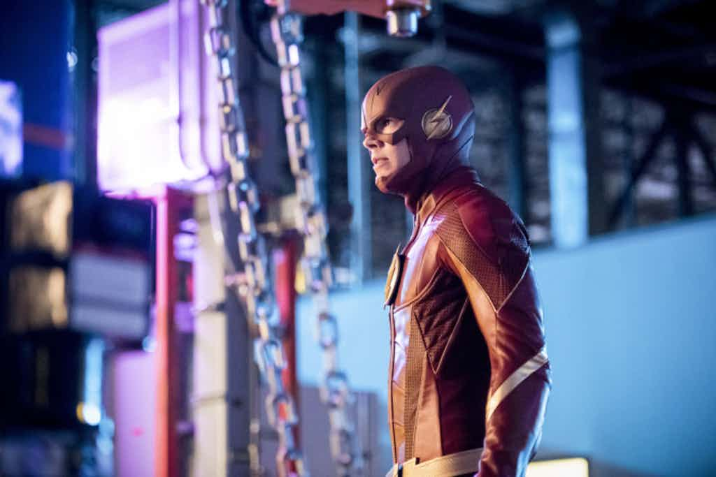 The Flash Is Reborn In New Season 4 Premiere Photos