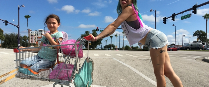 Cinemaholics #36: The Florida Project Review