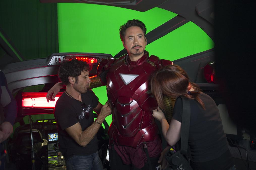 Behind The Scenes Photos From The Avengers That Every Fan Should See
