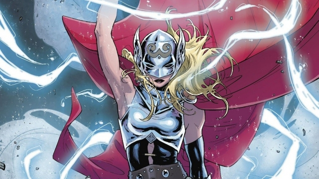 A Female-Led Thor Movie? Kevin Feige Says It's Not Out Of The Question