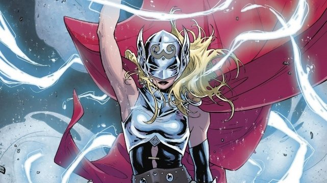 A female Thor movie is a possibility for the Marvel Cinematic Universe