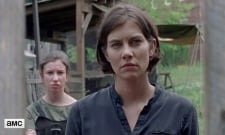 Gregory Returns To Find Maggie At The Hilltop In New Walking Dead Clip