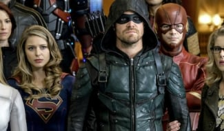 Arrowverse Heroes Come Together In New Crisis On Earth-X Photos