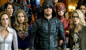 First Full Trailer For Upcoming Arrowverse Crossover Teases An Epic Event