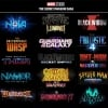 Marvel Fan Predicts Phase 4 MCU Movies With Awesome Logos