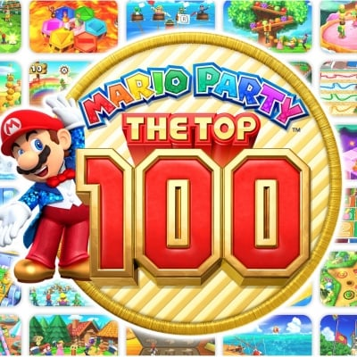 Mario Party: The Top 100 Review
