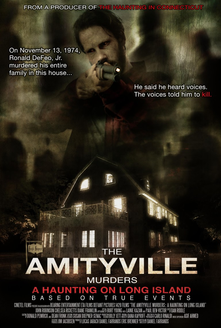 Here's Your First Gruesome Look At The Amityville Murders: A Haunting On Long Island