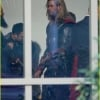 Another Batch Of Avengers 4 Set Photos Continue To Tease Alleged Flashback
