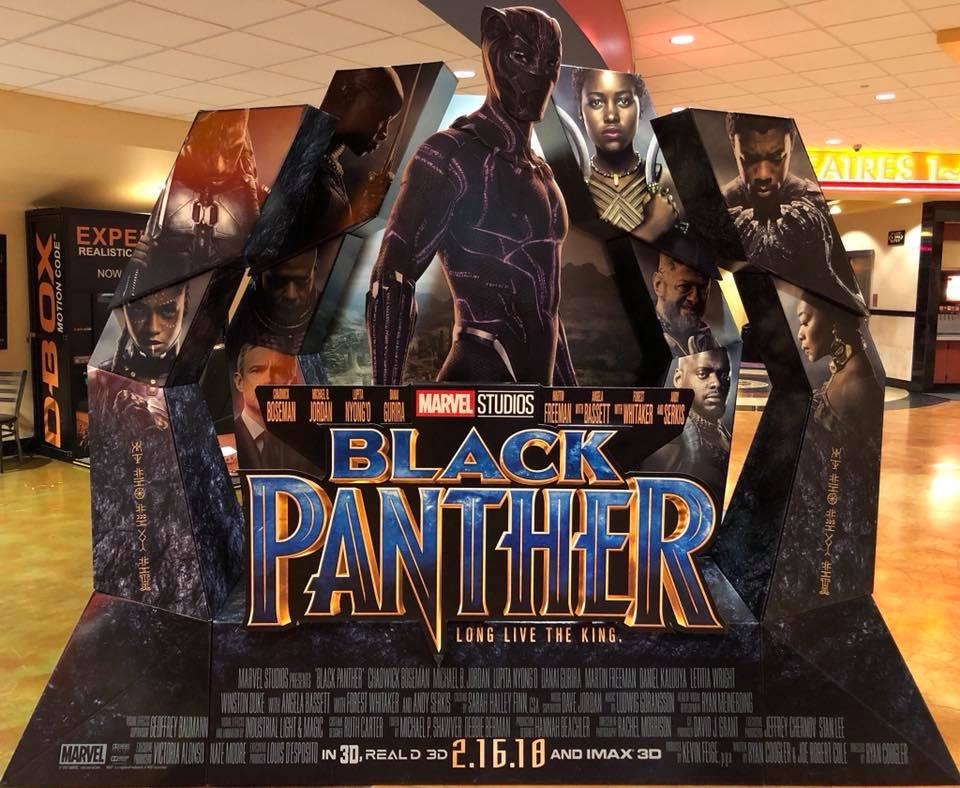 Black Panther Standee Brings Us Closer To T'Challa's Upgraded Suit