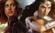 Brie Larson Is Extremely Hyped For Wonder Woman 1984