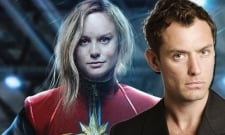 We Now Know Who Jude Law May Be Playing In Captain Marvel