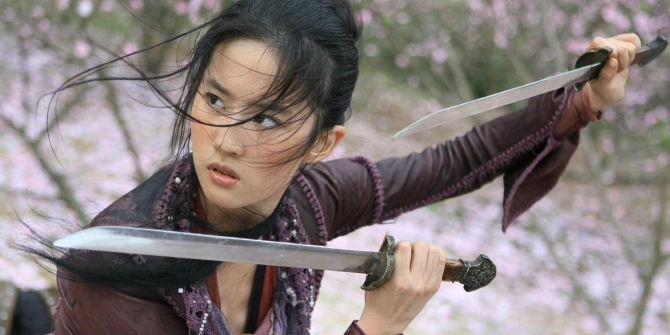 Disney Has Founds Its Mulan For Upcoming Live-Action Movie