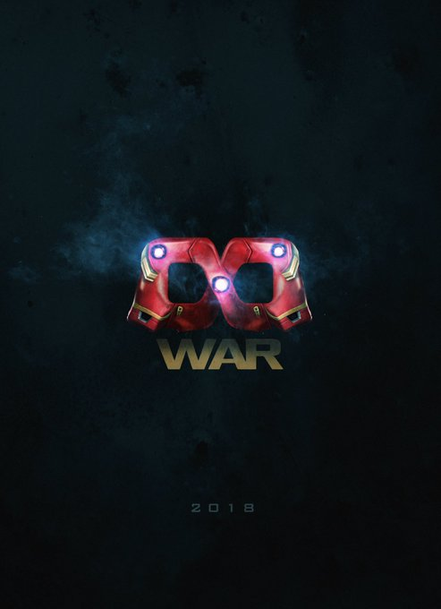 Stylish Avengers: Infinity War Posters Take A Unique Approach