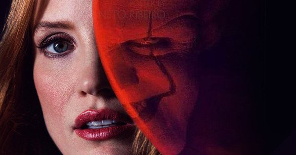 Jessica Chastain in It: Chapter 2