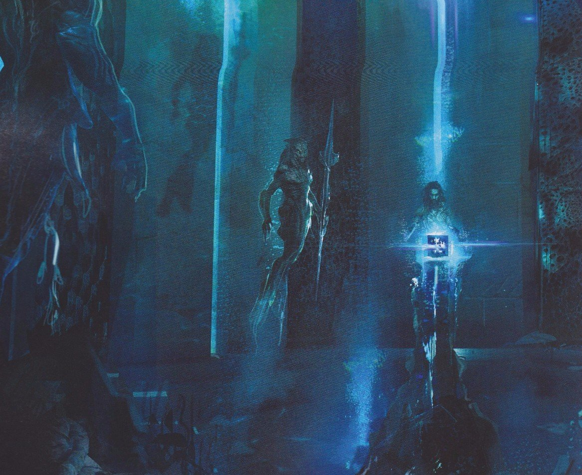 Epic Concept Art Takes You On A Tour Of Justice League's Key Scenes