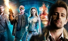 Here's Your First Look At Constantine In DC's Legends Of Tomorrow