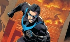 Will Nightwing Don White Lenses In The Movie? Chris McKay Chimes In
