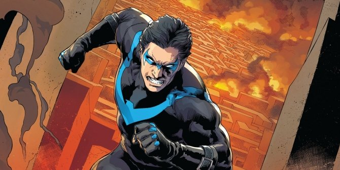 Nightwing Shortlist Allegedly Narrowed To Two