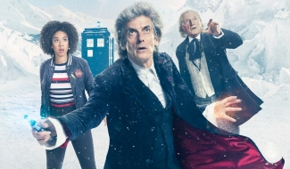 Peter Capaldi And David Bradley Were On The Verge Of Tears While Filming Doctor Who Christmas Special