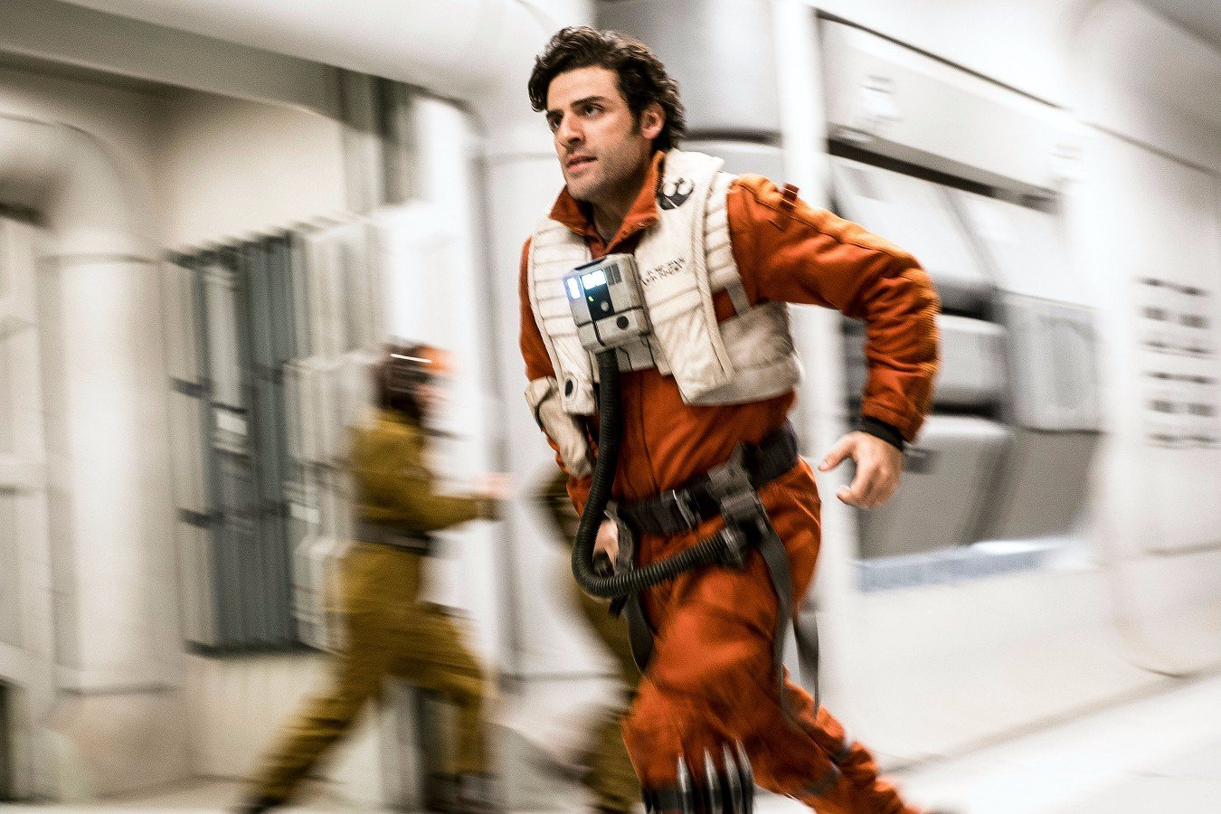 Rian Johnson May Bring Back Old Characters For His Planned Star Wars Trilogy