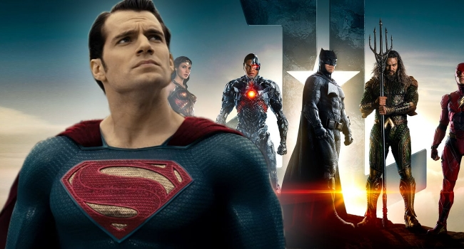 Superman Added To Alex Ross-Inspired Justice League Promo Photos
