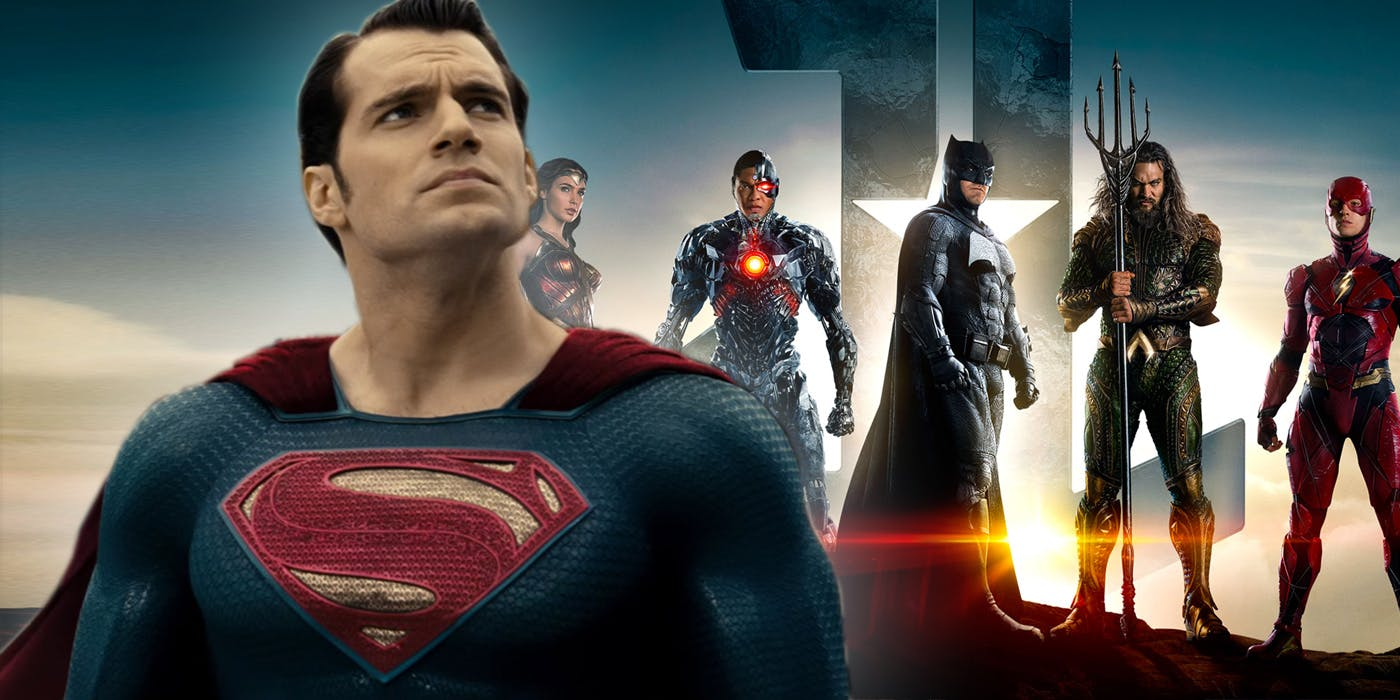 Justice League DP Discusses Filming Black Suit Superman