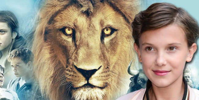 Millie Bobby Brown To Headline The Chronicles Of Narnia Reboot?