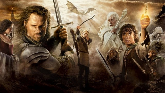 Amazon confirm 'Lord Of The Rings' TV series and tease