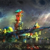 Beautiful Thor: Ragnarok Concept Art Takes You Closer To Marvel's Space Oddity