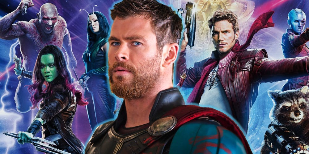 does thor get his eye back in avengers infinity war