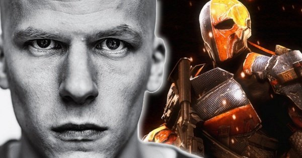 Justice League Post-Credits Scene To Feature Deathstroke And Lex Luthor?