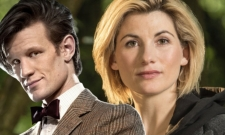 New Doctor Who Star Says Jodie Whittaker Is Most Like Matt Smith's Time Lord