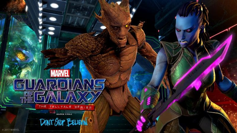 Marvel's Guardians of the Galaxy - Episode Five: Don't Stop Believin' Review