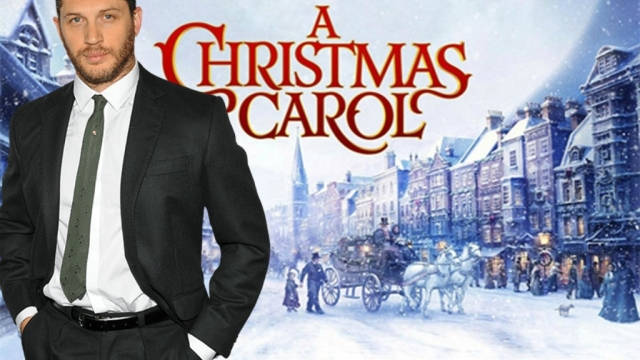 Tom Hardy And Ridley Scott Adapting A Christmas Carol For The BBC
