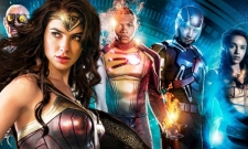 Legends Of Tomorrow Reveals Wonder Woman Connection