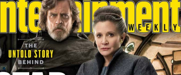 EW Debuts Four New Star Wars: The Last Jedi Covers