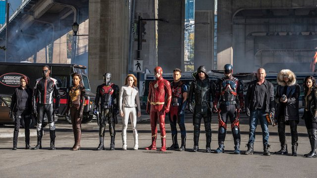 Here's Why Martin Stein Had To Die In This Year's Arrowverse Crossover