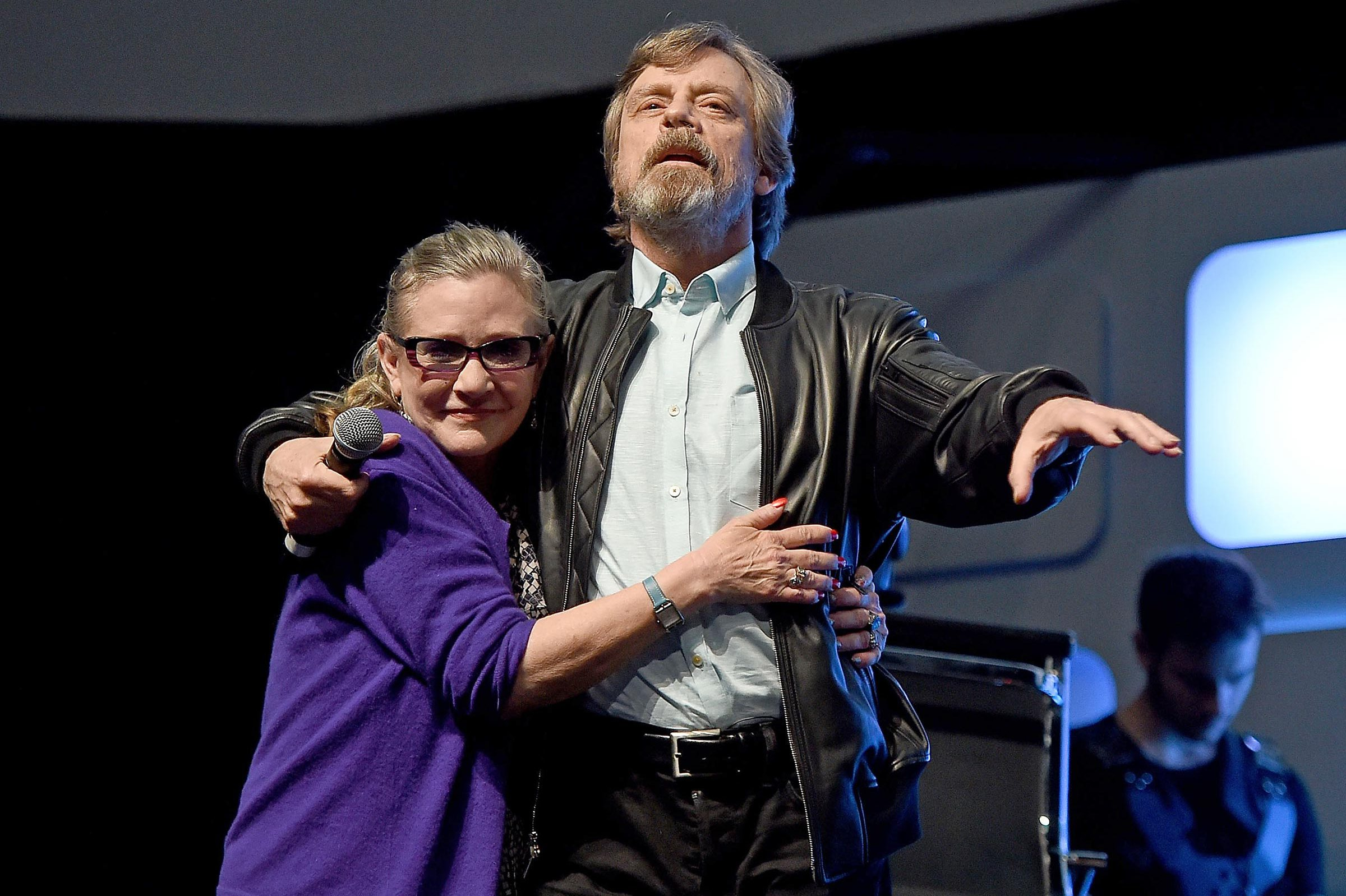 Mark Hamill Shares Poignant Tribute To Carrie Fisher Ahead Of Star Wars: The Last Jedi