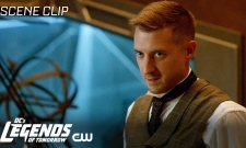 Rip Hunter Returns In Pivotal New Legends Of Tomorrow Clip