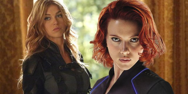 Could Agents Of S.H.I.E.L.D.'s Mockingbird Team Up With Black Widow?